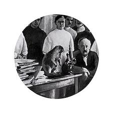 "Zabolotny and colleagues, Kiev, 1929 3.5"" Button"