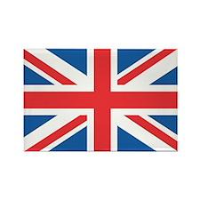 u.k flag Rectangle Magnet