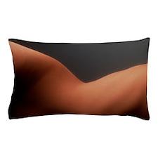 Woman's waist Pillow Case