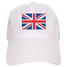 u.k flag Baseball Cap