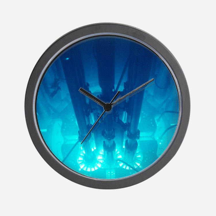 Advanced Test Reactor core Wall Clock