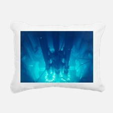 Advanced Test Reactor co Rectangular Canvas Pillow