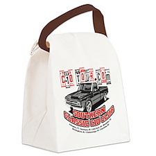 C10 Tour 13 Canvas Lunch Bag