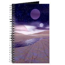 Alien landscape Journal