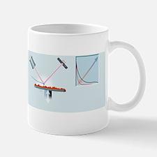 Atomic force microscopy methods, artwor Small Small Mug