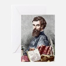 Andreas Vesalius, Belgian anatomist Greeting Card