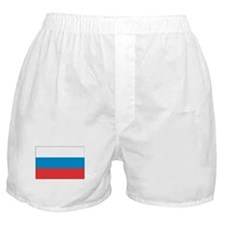 Russian flag  Boxer Shorts