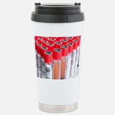 Blood samples Stainless Steel Travel Mug