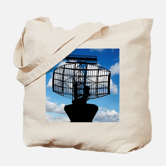 Air traffic control radar Tote Bag