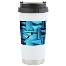 Acoustic testing chambe Travel Mug