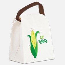 Aw Shucks Canvas Lunch Bag