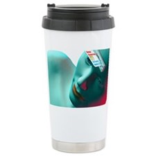 Android software update Travel Mug