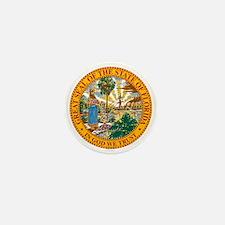 Great Seal of Florida Mini Button