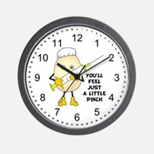 Little Pinch Wall Clock
