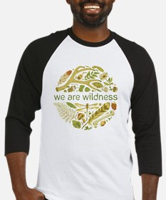 We Are Wildness Baseball Jersey