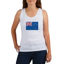New Zealand flag  Women's Tank Top