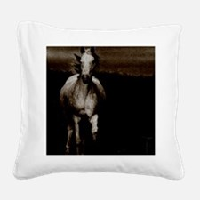 Freedom Square Canvas Pillow