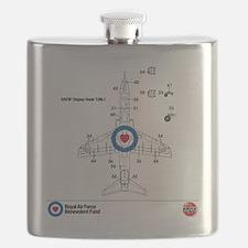 Hawk T MK1 Flask