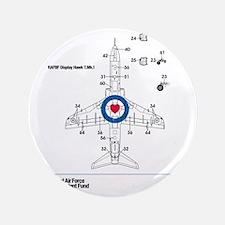 "Hawk T MK1 3.5"" Button"