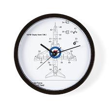 Hawk T MK1 Wall Clock