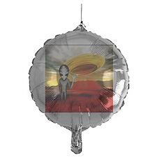 Alien and UFO Balloon