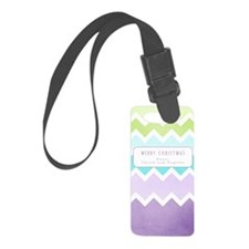 Duyen Journal Inside Cover Luggage Tag