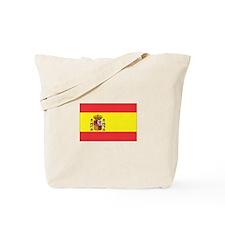 Espanol flag  Tote Bag