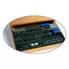 Apple I computer Decal