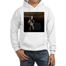 The Horse front Hoodie