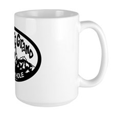 Aint Life Grand Jackson Hole Wyoming Mug