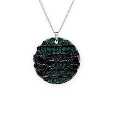 Alligator Print 2 Necklace