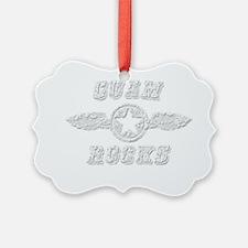 GUAM ROCKS Ornament