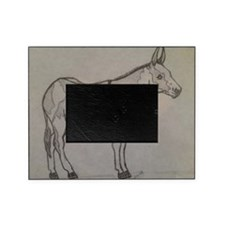 paint donkey Picture Frame