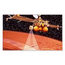 Artist's impression of Mars 96 Decal