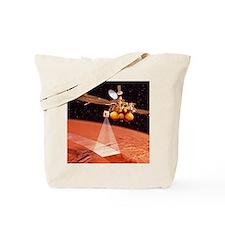 Artist's impression of Mars 96 Orbiter su Tote Bag