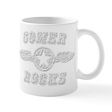 GOMER ROCKS Mug