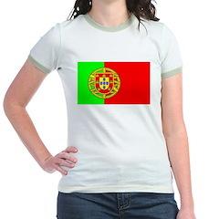 Portugal Ringer T-shirt