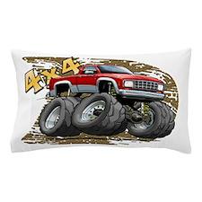 RedS_Old_Ranger Pillow Case