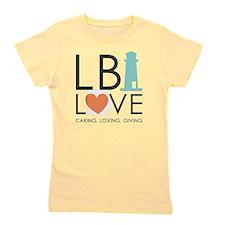 LBI LOVE  Girl's Tee