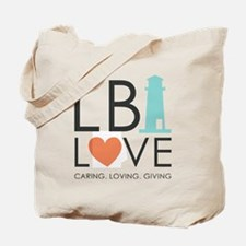 LBI LOVE  Tote Bag