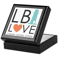 LBI LOVE  Keepsake Box