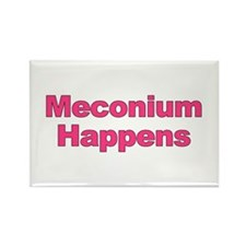 The Meconium Rectangle Magnet (100 pack)