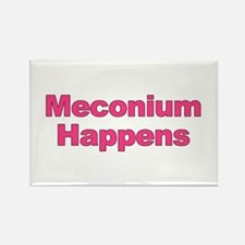 The Meconium Rectangle Magnet