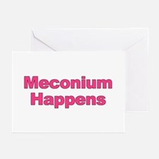 The Meconium Greeting Cards (Pk of 10)