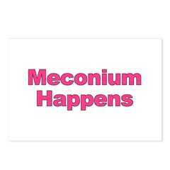The Meconium Postcards (Package of 8)
