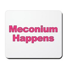 The Meconium Mousepad