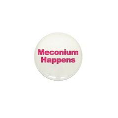 The Meconium Mini Button (100 pack)