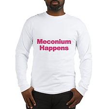 The Meconium Long Sleeve T-Shirt