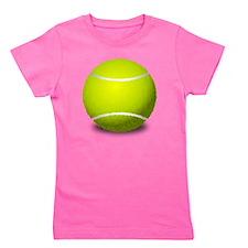 tennis_ball[1] Girl's Tee