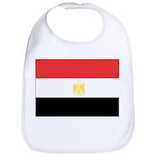Egypt flag  Bib